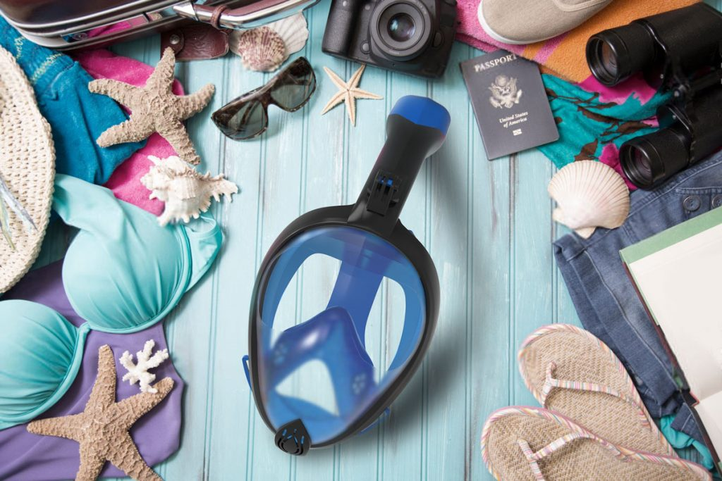 the best full face snorkel mask